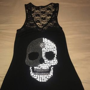 Vocal tank top small